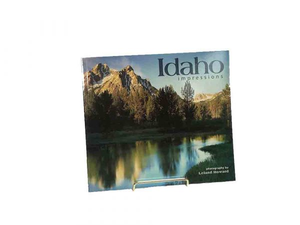 Idaho impressions book