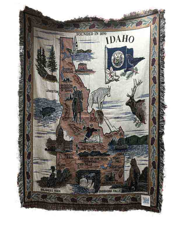 State of Idaho quilt