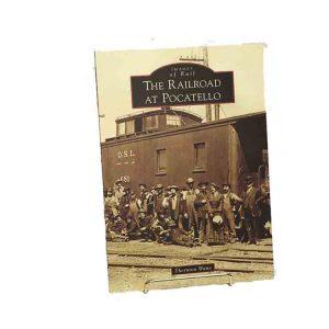 Pocatello railroad book